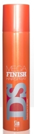Sim Sensitive DS Mega Finish Hairspray 50ml