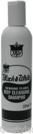 Black & White Deep Cleansing Shampoo 200ml
