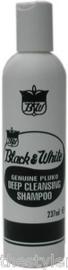 Black & White Deep Cleansing Shampoo 200ml