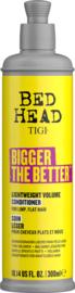 Tigi Bed Head Bigger The Better Volume Conditioner 300ml