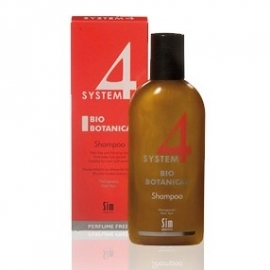 Sim Sensitive System 4 Bio Botanical Shampoo, 215ml