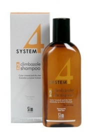 Sim Sensitive System 4  - 2 Climbazole shampoo, 100ml