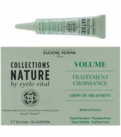 Eugene Perma Cycle Vital Collections Nature Traitement Croissance 12x6ml