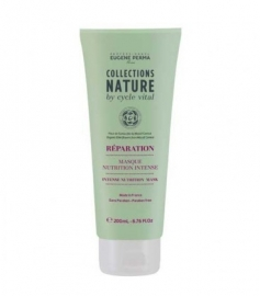 Eugene Perma Cycle Vital Collections Nature Réparation Masque Nutrition Intense 200ml