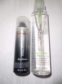 Paul Mitchell Smoothing Super Skinny Serum 150ml + Gratis Stay Strong Haarspray + Haarpin