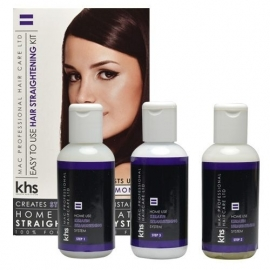 KHS Keratin Home System Smoothing Straight System kit