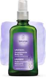 Weleda Lavendel Ontspanningsolie 100ml