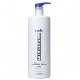 Paul Mitchell Curls Spring Loade Frizz-Fighting Shampoo 1000ml