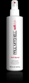 Paul Mitchell Soft Style Soft Spray 250ml