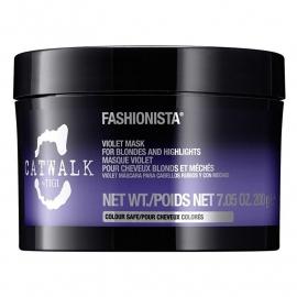 Tigi Catwalk Fashionista Violet Mask 200g
