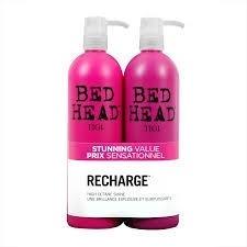 Tigi Bed Head Tween Recharge Shampoo 750ml + Conditioner 750ml