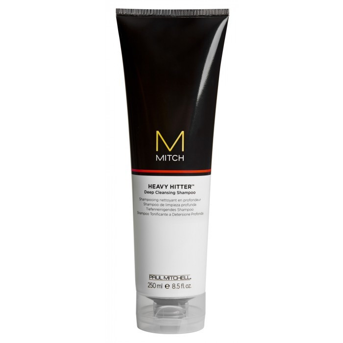 Paul Mitchell Mitch Double Hitter 2-in-1 Shampoo en Conditioner 250ml met gratis Paul Mitchell Mitch Steady Grip 75ml