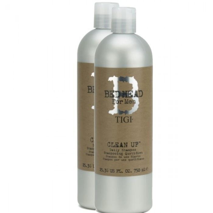 Tigi B for Men Tween Clean Up Shampoo & Conditioner 750ml