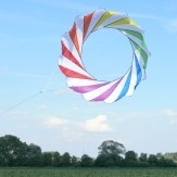 Rotor Regenboog wit