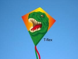T-rex eddy