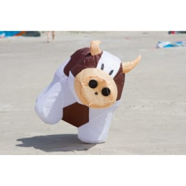 HQ Bouncing Buddy Brown Cow