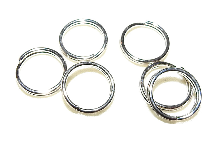 sleutel ring klein 14x12 mm