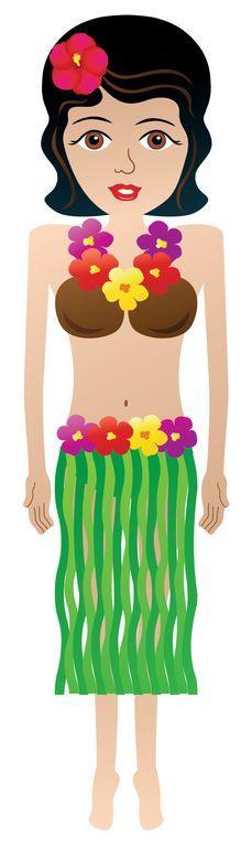 Premier Kites Hula Girl - Hawaii