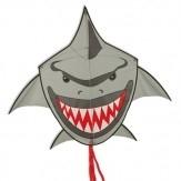 Buddy Shark grijs