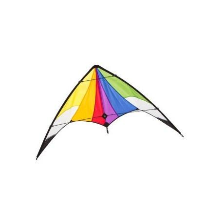 orion rainbow stunt kite