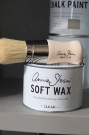 Annie Sloan soft wax, CLEAR 500ml