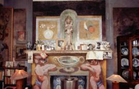 Krijtverf Annie Sloan - kleur RODMELL