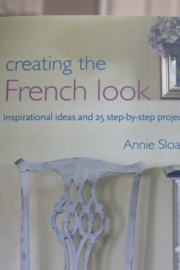Annie Sloan boek, Creating the French look