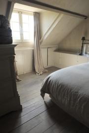 Houten vloer vergrijsd-kleur Country Grey + French Linen