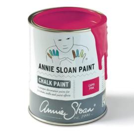 Krijtverf Annie Sloan - Kleur CAPRI PINK