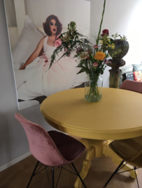 Klantfoto tafel  - Annie Sloan Tilton en Clear Wax