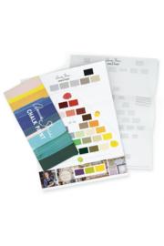 Kleurenkaart Annie Sloan