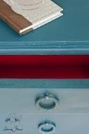 Krijtverf Annie Sloan - kleur AUBUSSON