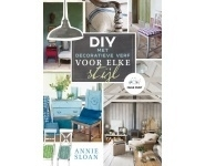 Annie Sloan boek , DIY met decoratieve verf