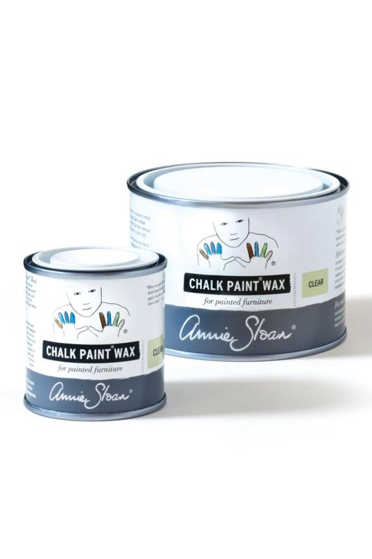 Annie Sloan Wax CLEAR, 120ml klein potje