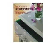 Annie Sloan boek, Quick and easy paint transformations
