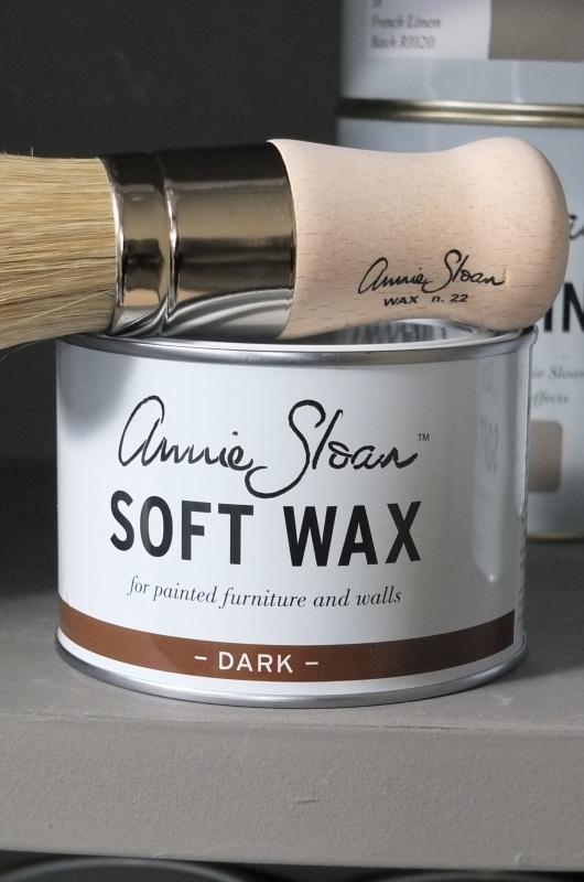 Annie Sloan soft wax, DARK 500ml