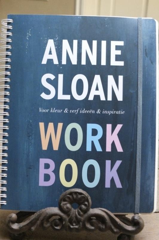 Annie Sloan boek, Work book