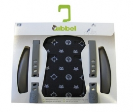Qibbel Stylingset voorzitje family black