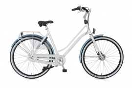 Moederfiets Cortina Roots White Pearl