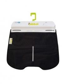 Qibbel Stylingset windscherm uni black