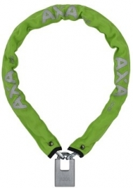 AXA Clinch Kettingslot groen 85cm