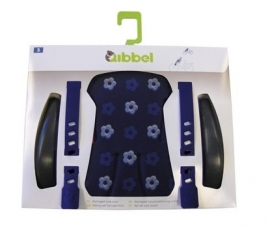 Qibbel Stylingset voorzitje royal blue