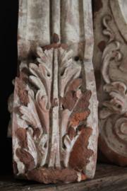 Frans antieke terracotta console
