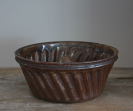Franse aardewerken bakvorm
