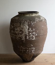 Antieke olijfKruik