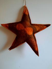Wollen ster