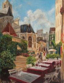 Le Marais in Parijs  [BV-002]