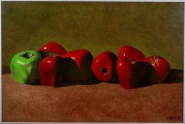 Rood en groen als appels (HVU-017)