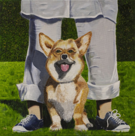 Doggy (IB-019) expo stip oost