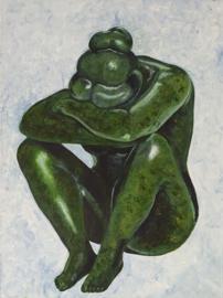 Sculpture (JW-031)  expo Stip oost